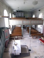 Innenraum Kirche Neidenstein