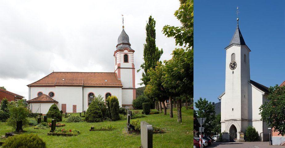 Evangelische Kirchengemeinde Eschelbronn und Neidenstein